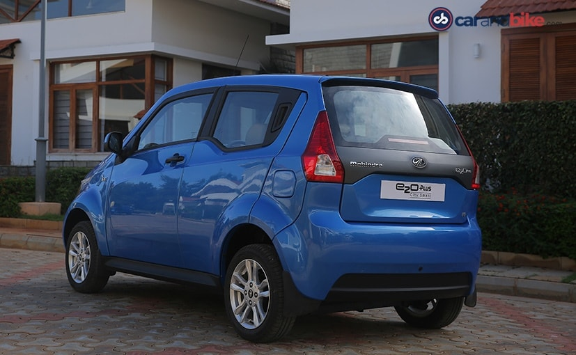 Mahindra Electric Car Launched In India Prices Start At