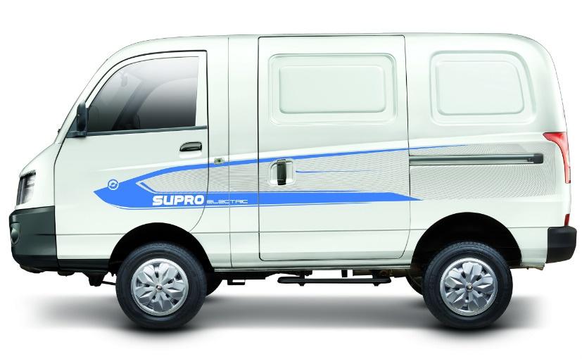 Mahindra eSupro Cargo Van