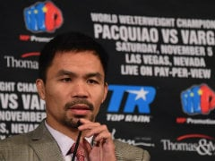 Manny Pacquiao Says He Is In Talks To Fight Conor McGregor