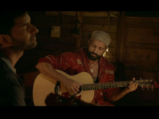 Here's Farhan Akhtar's 'Magikal' Rendition Of Manzar Naya From Rock On 2