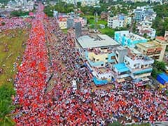 Maratha 'Silent March' To Reach Nagpur On October 25