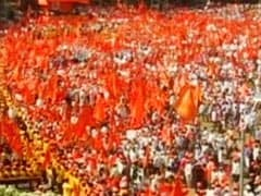 Shiv Sena Attacks BJP Over Minister's 'Paid Protests' Remark