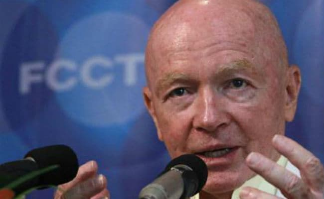 Mark Mobius Looks To Bet On India's Troubled Shadow Banks