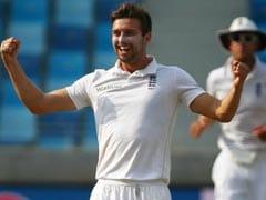 इंग्लैंड के तेज गेंदबाज मार्क वुड टखने की चोट के चलते भारत दौरे से बाहर