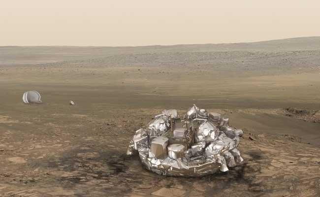 मंगल ग्रह पर की जा सकती है आलू की खेती, नासा ने किया दावा