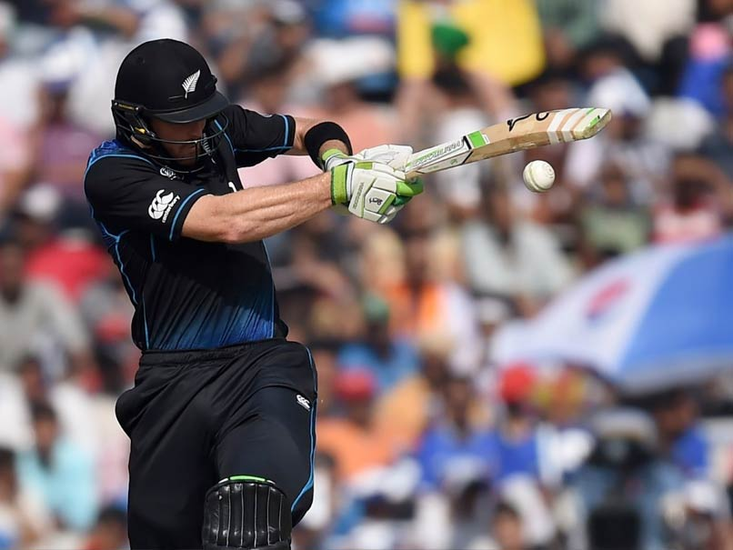 Guptill out of second ODI