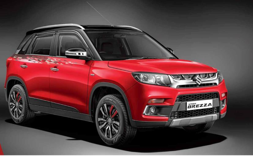 Maruti Suzuki Vitara Brezza Petrol Model To Be Launched Next Year