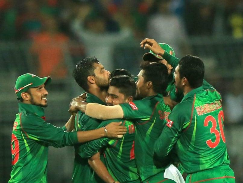 Mashrafe Mortaza Helps Bangladesh Stun England in 2nd ODI to Level Series 1-1