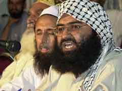 'Burden Of Proof' Against Masood Azhar Not On Us, India Tells China