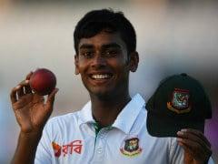 1st Test: Bangladesh Debutant Mehedi Hasan Puts England in Spin on Day 1