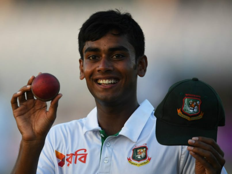 1st Test: Bangladesh Debutant Mehedi Hasan Puts England in Spin on Day 1