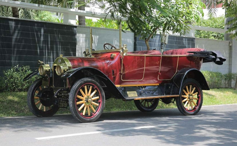 mercedes benz vintage car