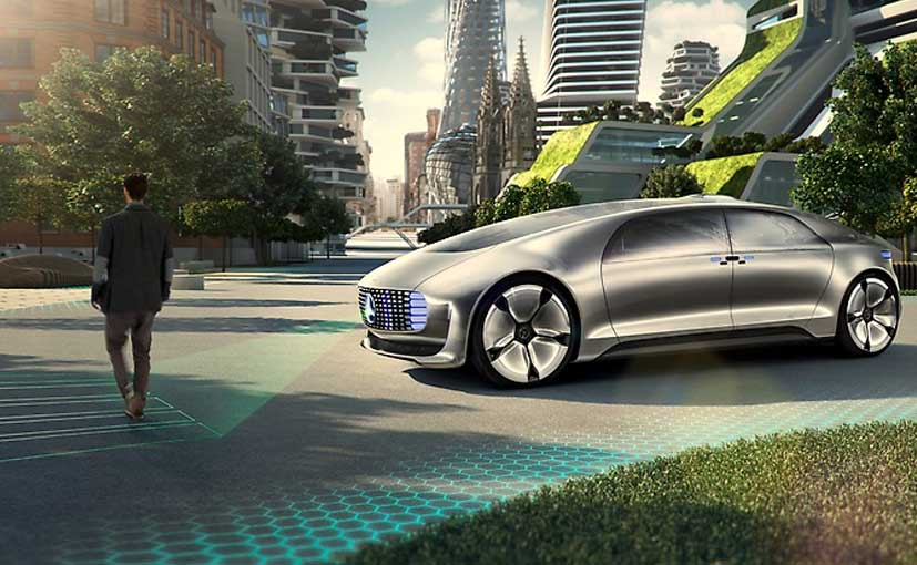 Driverless Mercedes-Benz Cars Will Give Precedence To Occupants' Safety Over Pedestrians
