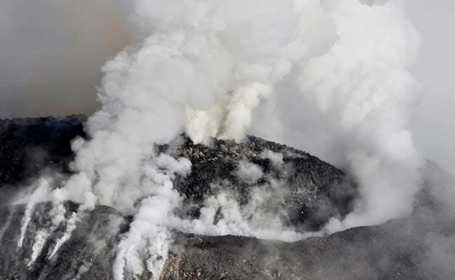 Mexico's Colima Volcano Erupts, Local Communities Evacuated