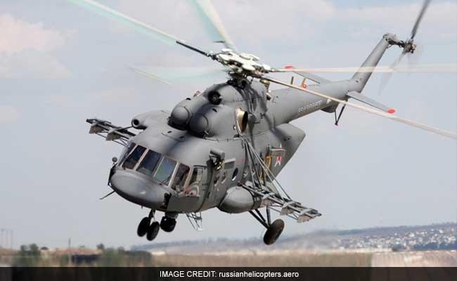 Air Force Chopper Force-Lands In Arunachal Pradesh, All 16 On Board Safe
