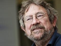 Pleased As Punch,' Nobel Winner Michael Kosterlitz Celebrates With Sushi