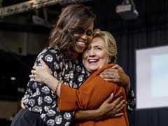 जीती तो अमेरिका की मौजूदा फर्स्ट लेडी मिशेल ओबामा को कैबिनेट में लेना चाहूंगी : हिलेरी क्लिंटन