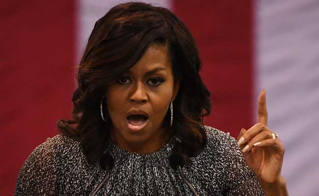 She Was A Historic First Lady, But Michelle Obama Says Some Never Saw Past 'My Skin Color'
