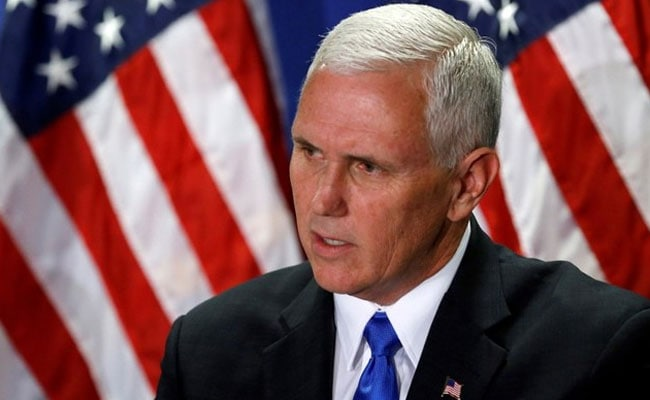 Russia Should Face 'Severe Consequences' If It's Behind Hack: Mike Pence