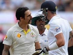 When Mitchell Johnson And Kevin Pietersen Almost Came to Blows Ahead of Ashes Test