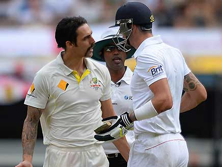 Ashes 2017: The Mitchell Johnson-Kevin Pietersen Twitter War Has A Sad End
