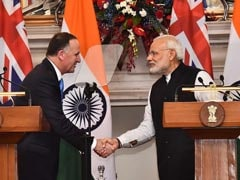 Ties On Front Foot: When PM Modi Talked Cricket With New Zealand PM