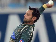 अवैध गेंदबाजी एक्शन के दोषी पाकिस्तान के मोहम्मद हफीज परीक्षण के लिए तैयार