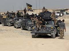 Iraq Forces Launch Battle To Liberate Mosul From ISIS