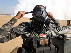 Hundreds Sickened As ISIS Set Sulfur Mine Ablaze To Slow Troops' Advance On Mosul
