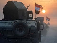 Some 1,500 Turkey-Trained Iraqi Forces Taking Part In Mosul Operation: Sources