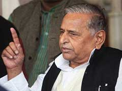 Gayatri Prajapati Being Treated Like A 'Terrorist', Says Mulayam Singh Yadav
