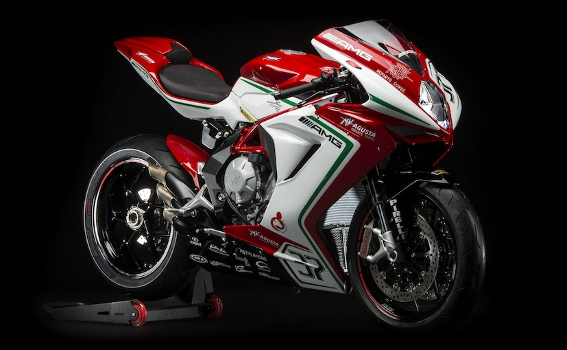 mv agusta f3 800 rc limited edition launched in india priced at rs