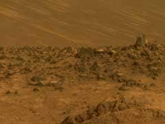 NASA's Opportunity Mars Rover To Explore Fluid-Carved Gully
