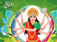 Happy Navratri 2017: इस नवरात्रि अपने दोस्तों को विश करें इन वॉलपपेर्स से
