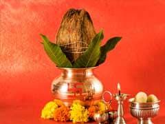 नवरात्रि के मौके पर परोसी जा रही ख़ास व्यंजनों वाली 'नवरात्रि थाल' और 'व्रती थाली'