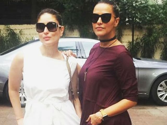 Kareena Kapoor Khan to Have a 'No Filter' Chat With Neha Dhupia. We Can't Wait