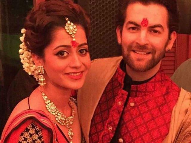 Neil Nitin Mukesh Gets Engaged To Mumbai-Based Rukmini Sahay. Wedding Next Year