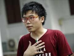 Activist Joshua Wong Sent Back To Hong Kong: Thai Officials