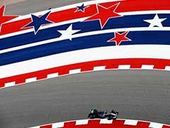 Nico Rosberg Tops Lewis Hamilton in US Practice Despite Track Debris