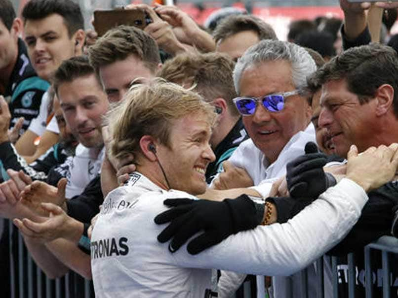 Lewis Hamilton Didn't Self-Destruct, Says Nico Rosberg