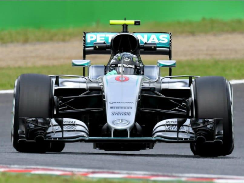 Japanese Grand Prix: First Blood to Rampant Nico Rosberg
