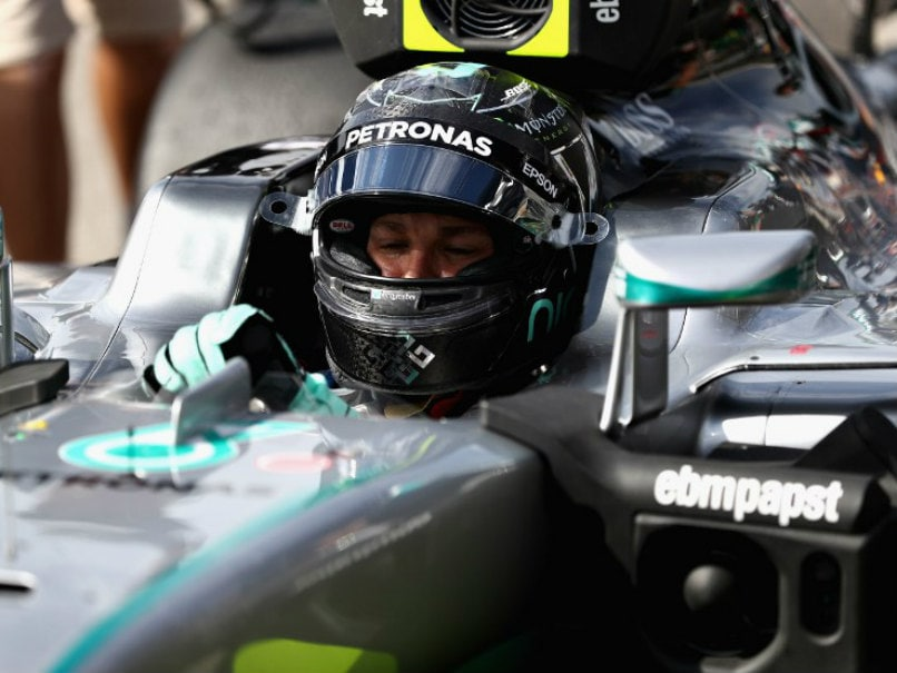 Nico Rosberg Blocks Out Formula One Title Talk in Mexican Grand Prix