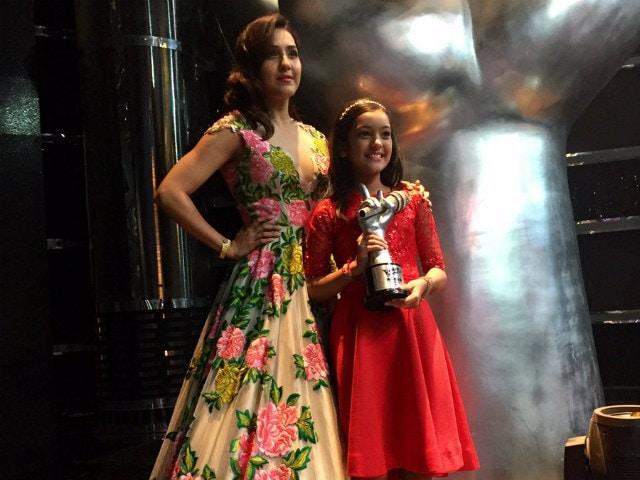 Nishtha Sharma is the Winner of The Voice India Kids