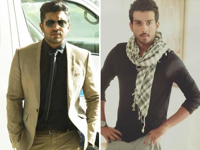 When Premam's Nivin Pauly Surprised First-Timer Kalidas Jayaram On Poomaram Set