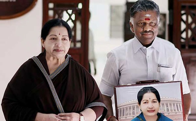 Was Denied Permission To Take Jayalalithaa Abroad For Care: Panneerselvam