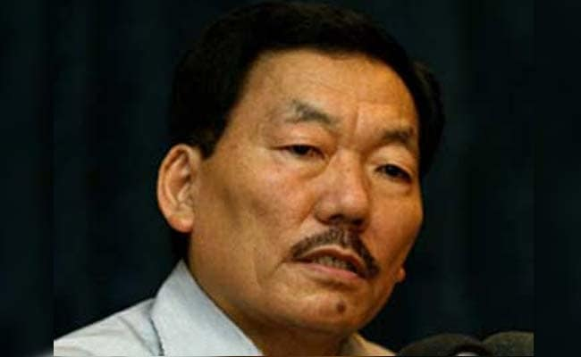 Pawan Chamling Wishes People On Occasion Of 'Gandhi Jayanti'