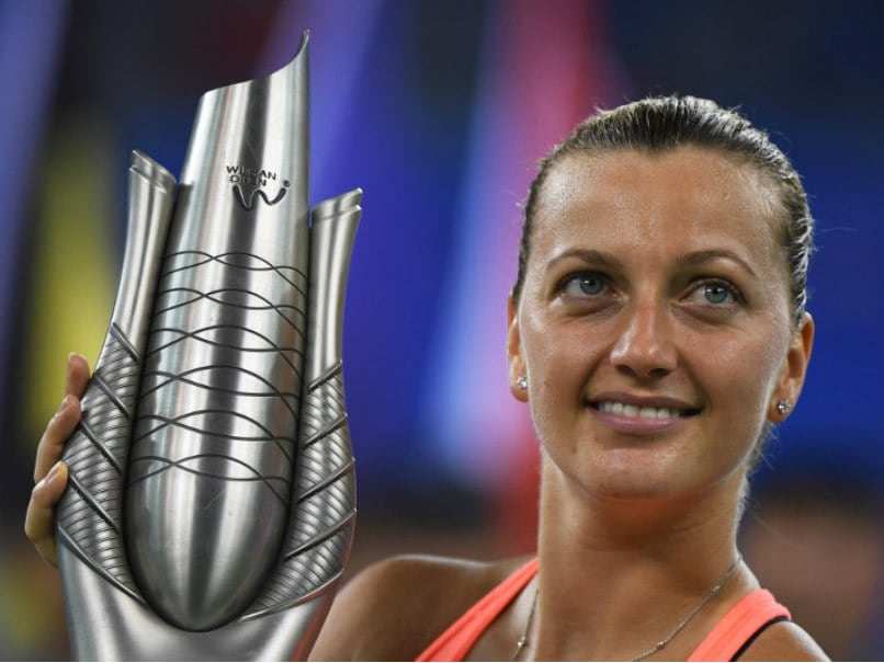 Petra Kvitova Ends Title Drought With Wuhan Open Win