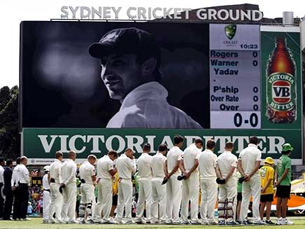 Phillip Hughes' Death Caused by 'Tiny Misjudgement'