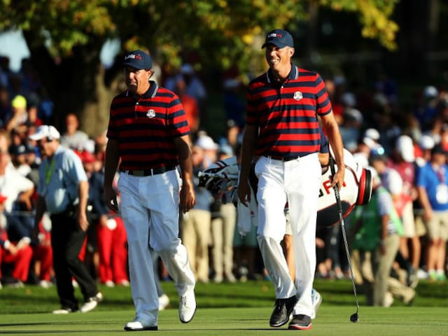 Ryder Cup: US Stretches Lead as Rory McIlroy Rips Hecklers