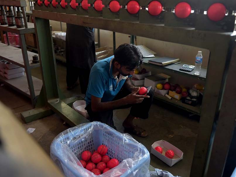 Future Looks Pink For Pakistan's Ball-Makers